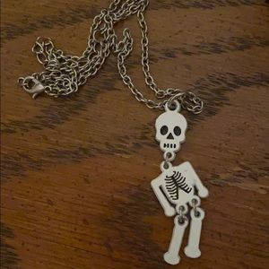 Jewelry - Skeleton necklace